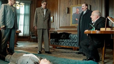'La muerte de Stalin': una comedia negra y deslumbrante sobre el poder absoluto