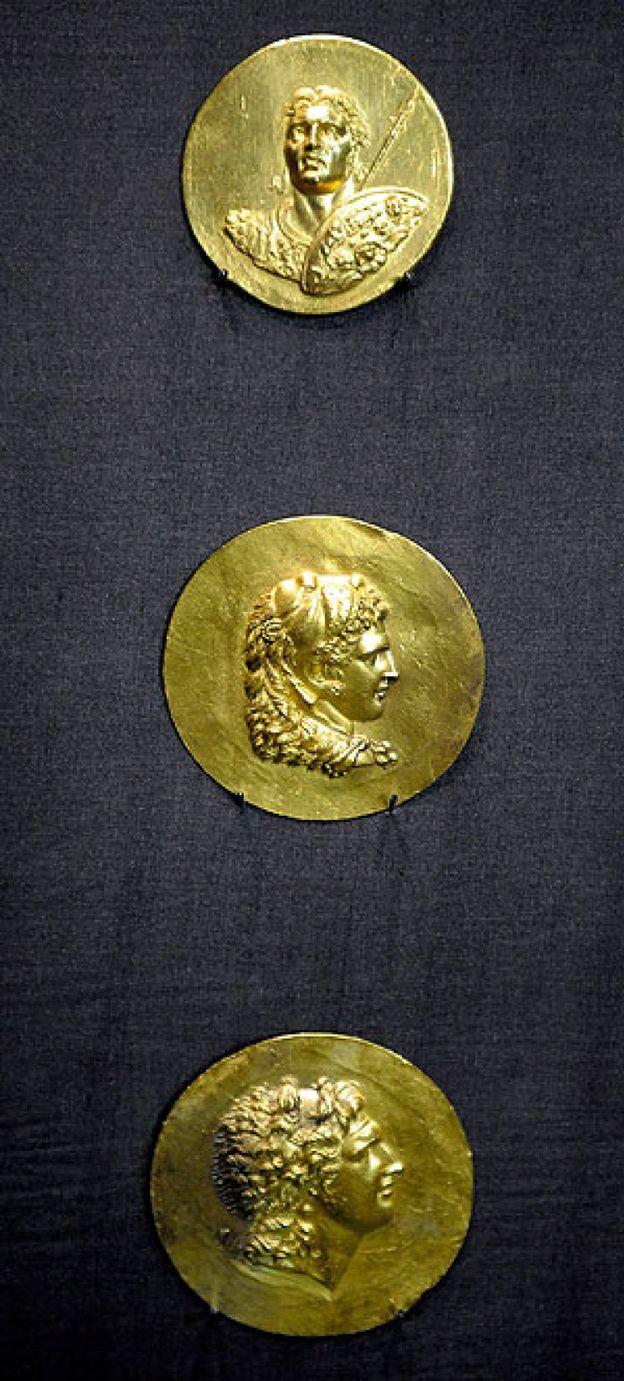 Foto: Una muestra recorre las huellas de Alejandro Magno en la conquista de Asia