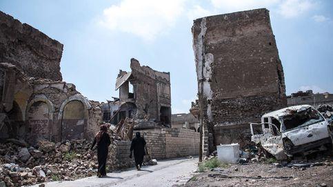 Mosul, un año después de la batalla