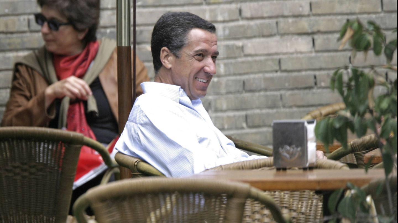 Eduardo Zaplana, en una imagen de archivo.