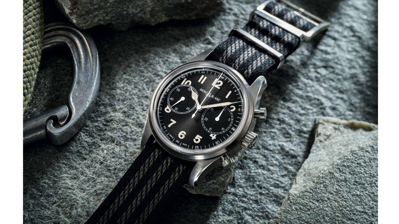 Foto: Uno de los detalles distintivos de la colección es que se puede elegir para la pulsera una correa NATO.