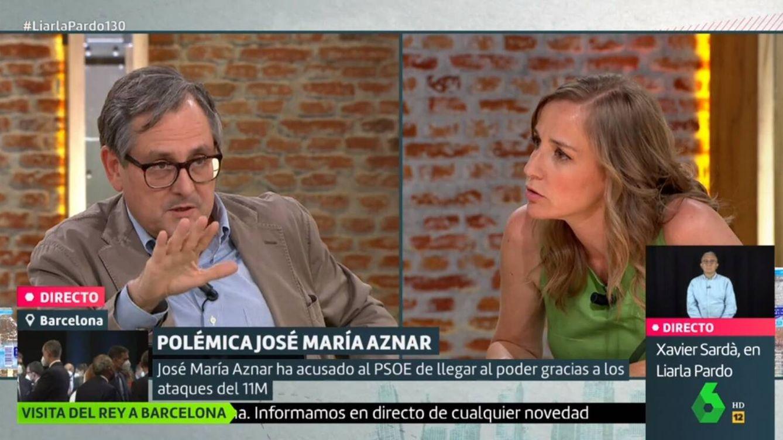 Francisco Marhuenda se harta de Tania Sánchez por lo que ha dicho en La Sexta