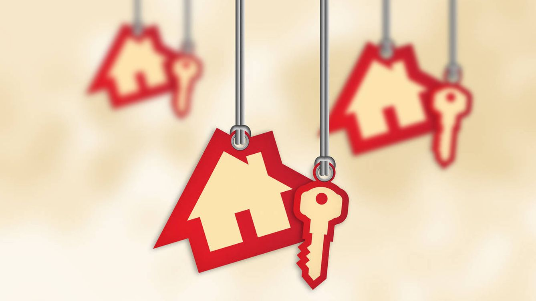 ¿Tensión a la vista? La oferta de pisos en alquiler se reduce un 3,6% en Barcelona
