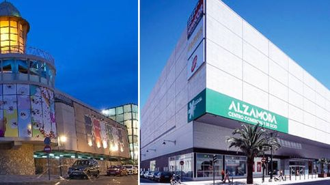 Incus pone a la venta sus tres centros comerciales: 'el bueno, el feo y el malo'