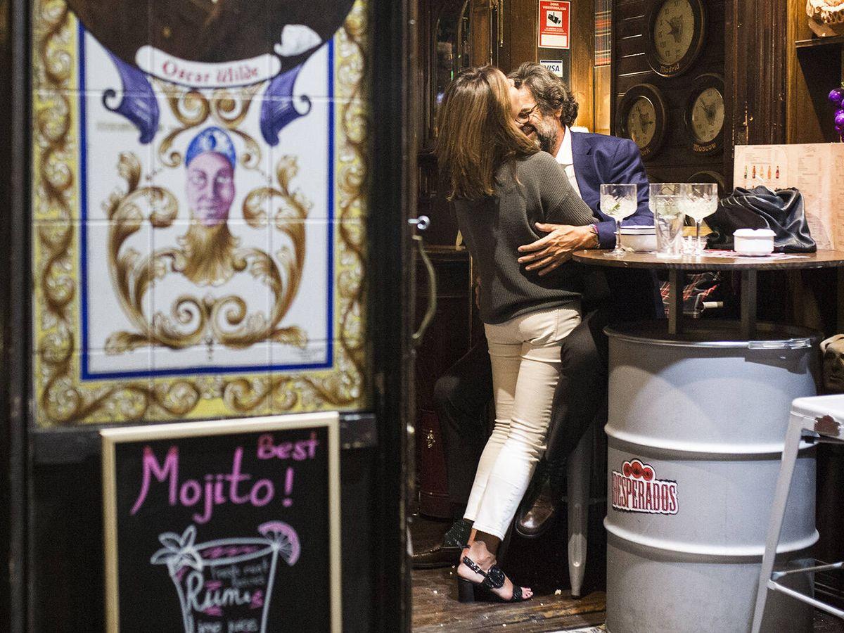 Foto: Los bares de siempre quieren seguir hablando en castellano claro (Alejandro Martínez Vélez)