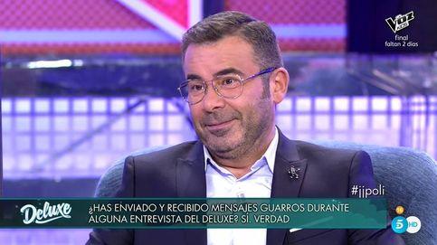 Jorge Javier se desmelena en 'Sábado Deluxe': He recibido vídeos guarros en directo