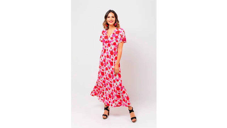 Vestido Evasé - Lolina's Gum