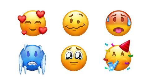 Pelirrojos, calvos y canosos: estos son los 157 nuevos 'emojis' que llegarán a tu móvil