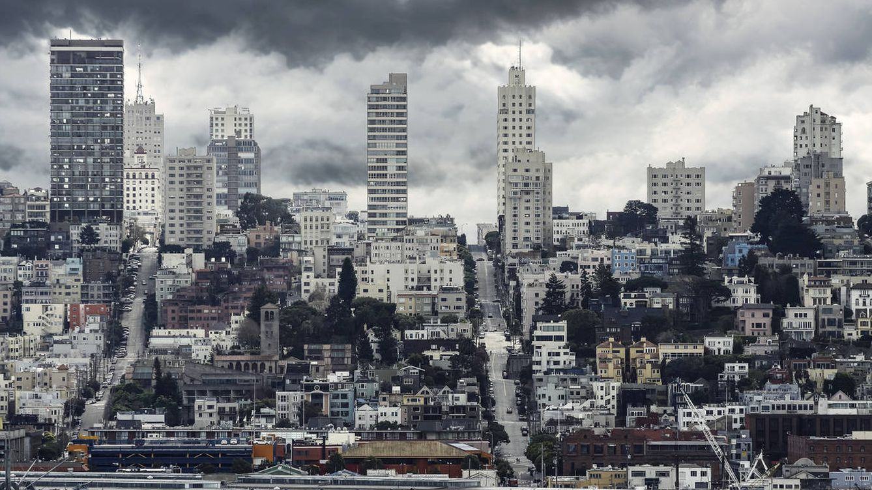 Foto: Se avecina lluvia en San Francisco. (iStock)