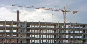 La construcción bajó en mayo un 1,1 % en la zona del euro y un 0,9 % en la UE
