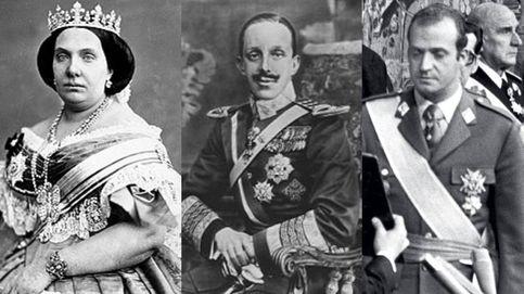 La tradición familiar de la casa Borbón: exilios, renuncias y abdicaciones