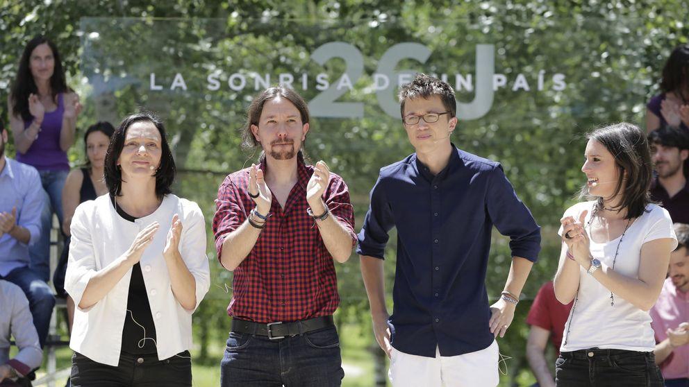 En la sala de máquinas de Podemos: los 'spin doctor' del 'sorpasso'