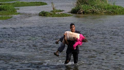 La foto que muestra la tragedia que se está viviendo en la frontera de EE.UU.