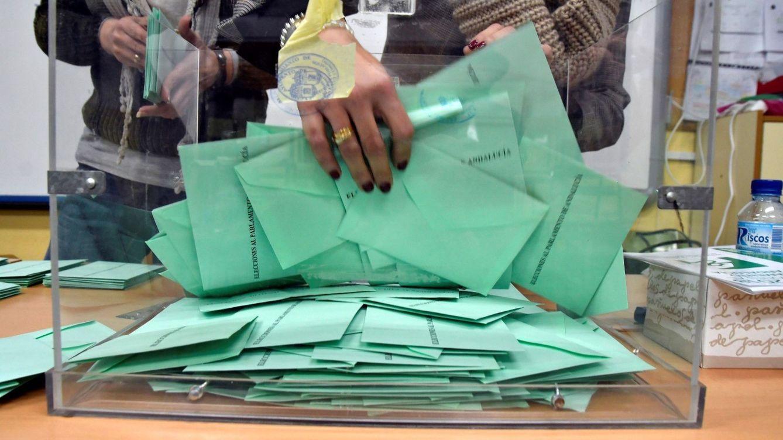 El 22% de socialistas que no votó a Susana Díaz decidió hacía tiempo su abstención