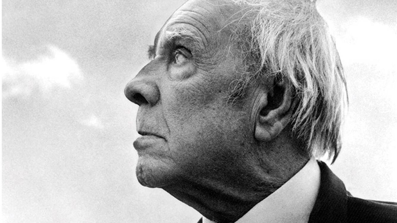 Foto: Uno de los últimos retratos de Jorge Luis Borges