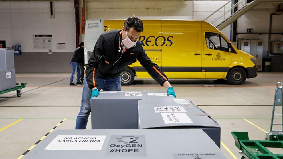 Correos lanza una oferta de empleo para 3.421 trabajadores tras incorporar 4.005