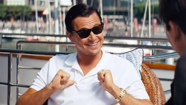Foto: DiCaprio, ¿No crees que tu 'hobbie' es algo excéntrico?