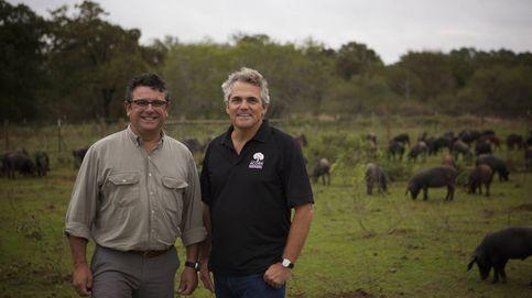 Los cerdos voladores de un catalán y un andaluz: jamón ibérico 'made in' Texas