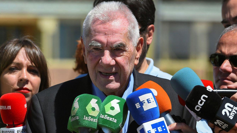 Maragall da por fracasada la operación alternativa para que no sea alcalde