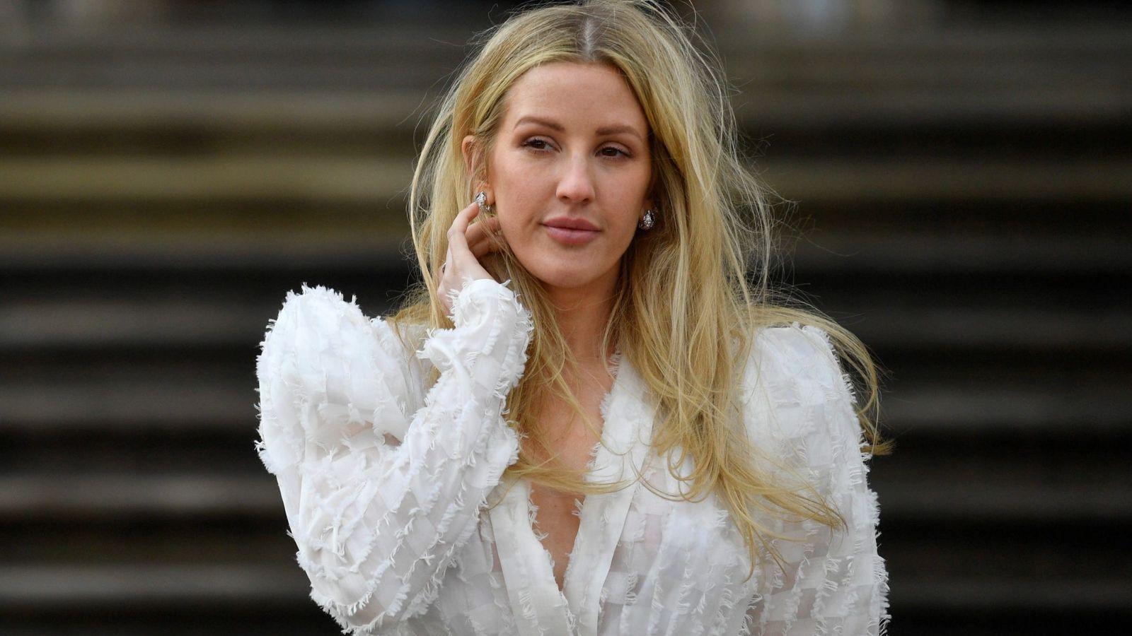 La boda de Ellie Goulding, ex de Harry, divide a la familia real ...