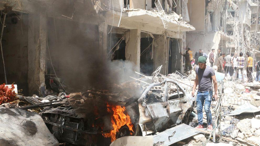 Semana negra en Alepo: combates y bombardeos hacen peligrar la tregua