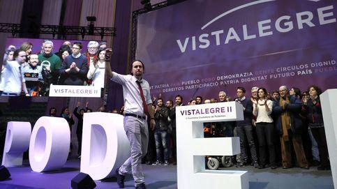 La batalla de Vistalegre II reaparece en Podemos tras la polémica del chalé