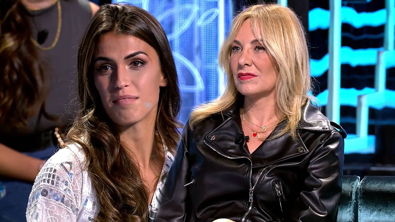 Belén Ro y Sofía Suescun ridiculizan a Olga Moreno en 'Supervivientes'