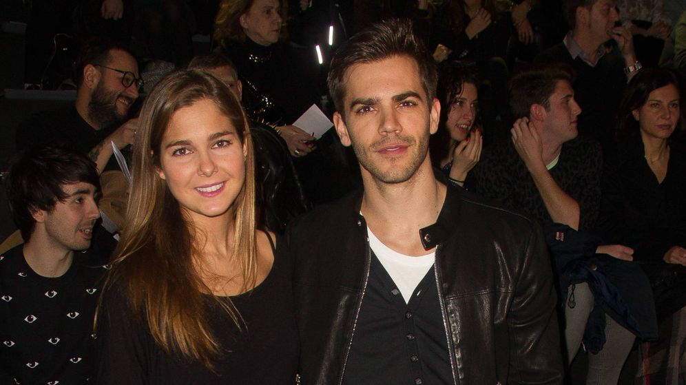 Foto: Natalia Sánchez y Marc Clotet. (Getty)