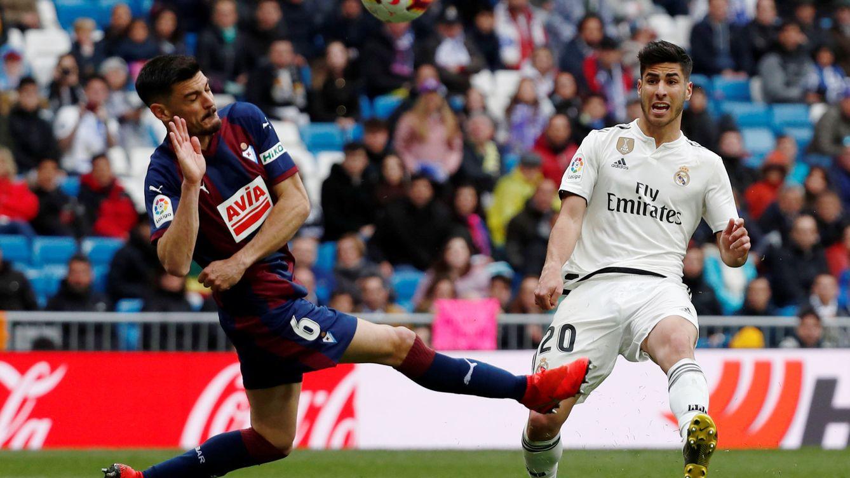 Marco Asensio termina un año para olvidar con la renuncia a la Eurocopa sub-21
