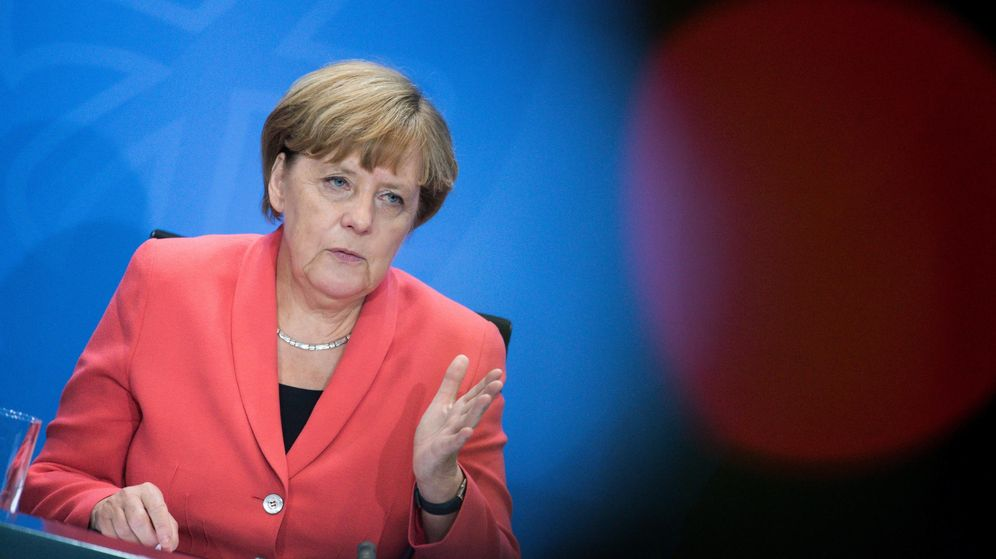 Foto: La canciller alemana, Angela Merkel.