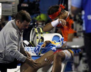 """Tranquilidad, """"el alcance de la lesión pero no es grave"""""""