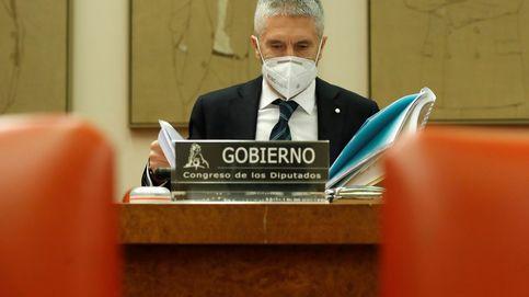 Marlaska, sin ninguna voluntad de dimitir tras ser anulado el cese de Pérez de los Cobos