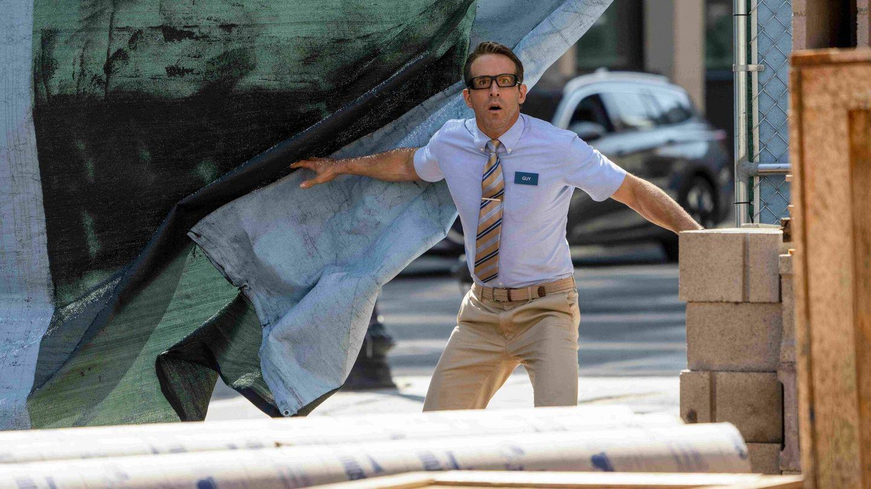 'Free Guy' mezcla acción y comedia. (Fox)