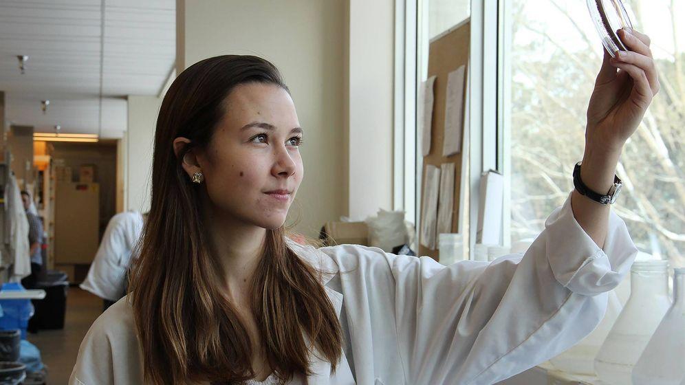 Foto: Beth Culpo, autora de la investigación. Foto: Universidad de McMaster
