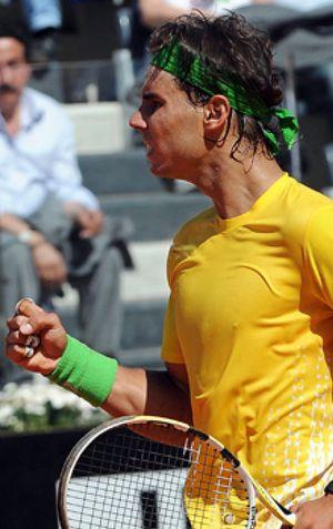 Nadal se enfrentará a 'invictus' Djokovic en la final de Roma