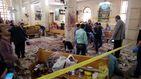 Rusia, Alemania, España... condena firme del doble atentado en Egipto
