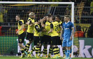 La derrota no afecta a un Borussia sin Lewandowski en cuartos