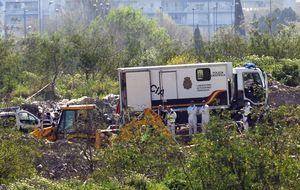 El TSJA informa de que los restos hallados no pertenecen a Marta
