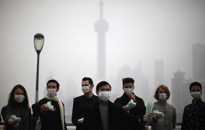 China, un año después del airpocalypse: así es vivir bajo un manto de contaminación