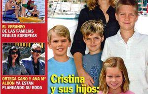 Marta Etura rompe con Luis Tosar y se divierte en la playa con otro