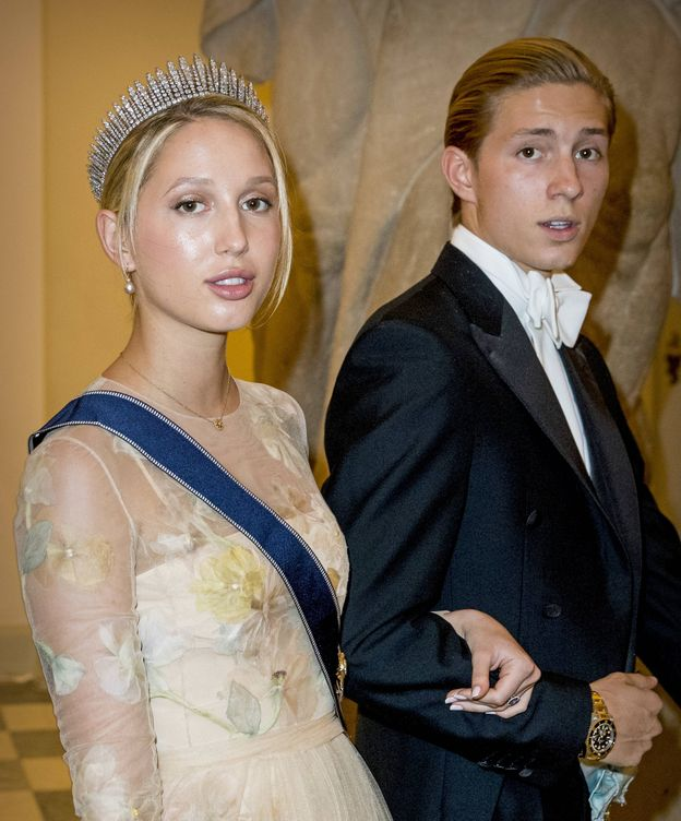 Foto: Maria Olympia de Grecia y su hermano, el príncipe Constantine Alexios (Tino). (Gtres)