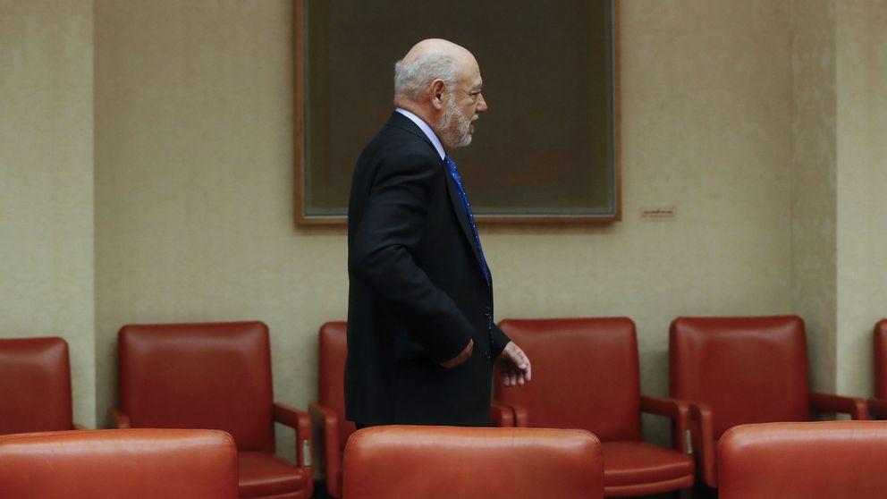 El fiscal general del Estado explica en el Congreso las presiones a jueces