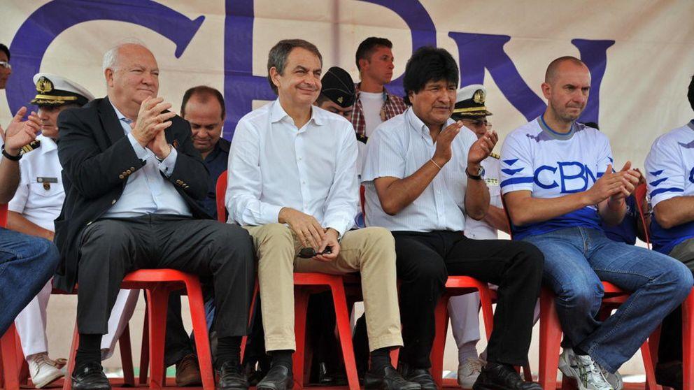 Moratinos monta su lobby para dar 'pelotazos' en el tercer mundo