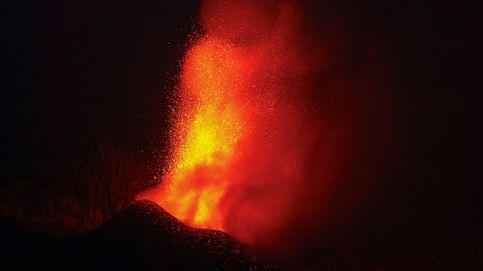 La evolución del volcán de La Palma, en 'streaming'