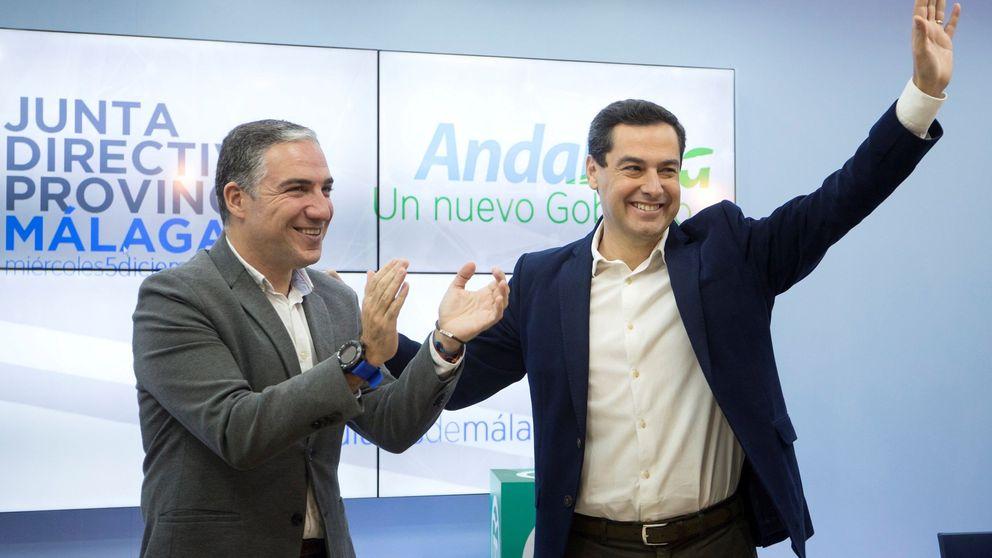 Juanma Moreno ya promete nuevos proyectos... como presidente de la Junta