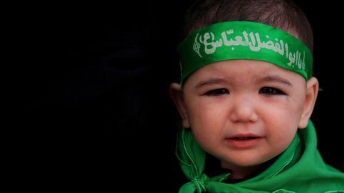 Celebraciones por el día de Ashura en Pakistán