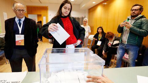 La joven que ha cedido su voto a Puigdemont: Se lo merece más que nadie