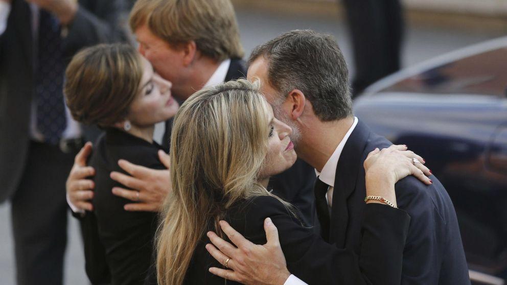 Letizia, Máxima y Marta Luisa, marcadas por la misma tragedia