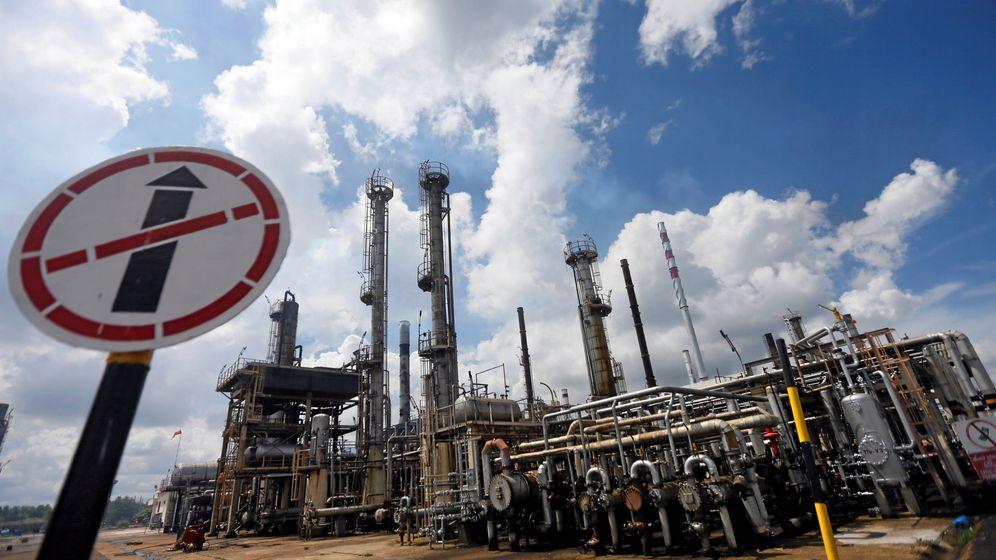 Foto: Plataforma petrolera (Reuters)