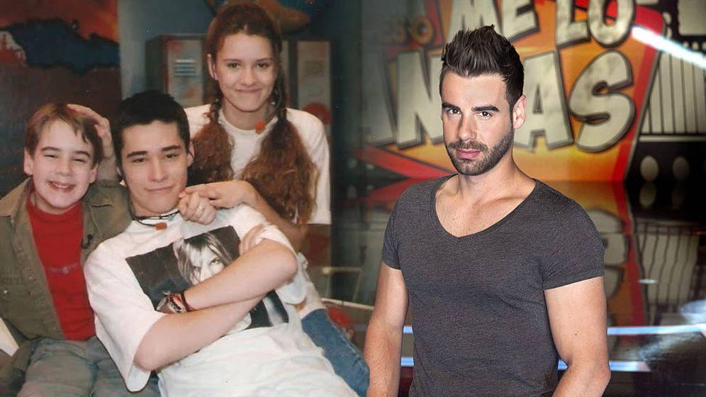 Foto: David Carrillo lleva 17 años sin aparecer de manera regular en TV. (Mediaset España)